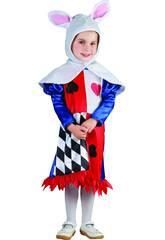 Disfraz Conejita Bebé Talla L