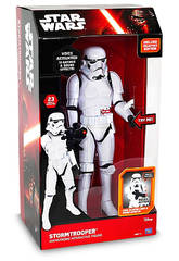 Figura interattiva Stormtrooper 40 cm