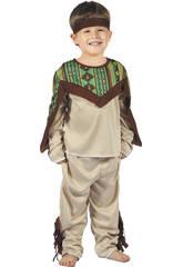 Disfraz Indio para Bebé Talla M