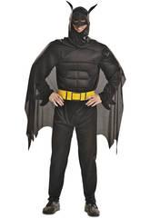 Disfraz Hombre L Blackman Musculoso
