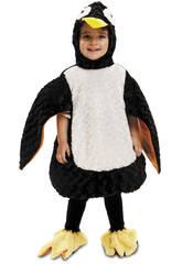 Costume Bebè L Pinguino Peluche