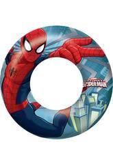 Ciambella gonfiabile 56 cm. Spiderman