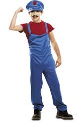 Déguisement Fille XL Super Mario