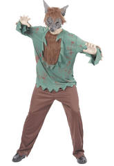Disfraz Lobo Hombre Talla L