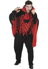 Disfraz Vampiro Malo hombre Talla L