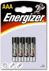 Blister 4 Pilas LR03/AAA Alcalinas Energizer