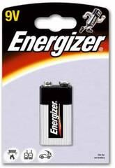 Blister 1 Pile 9.V Alcaline Energizer