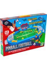 Pin ball football