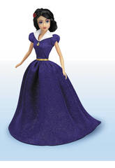Princesse 29 cm. Banche Neige