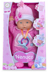 Nenuco Sortierte weinende Puppe 28 cm Famosa 700013380