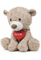 Peluche 15 cm Ours I Love You
