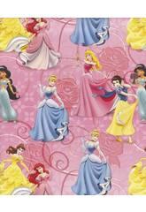 Papier de cadeau Princesses 200 x 70 cm
