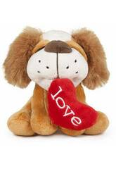 Peluche 35 cm Queenie Love