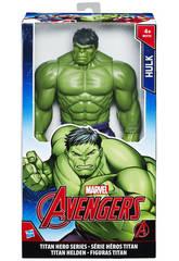 Figura Avengers Titan Hero Hulk Hasbro B5772