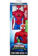 Spiderman Titan Héros Web Warriors