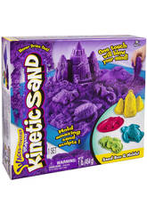 Kinetic Sand Playset Castello