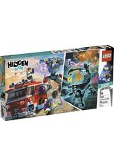 Lego Hidden Camião de Bombeiros Fantasma 3000 70436