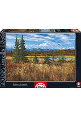 Puzzle 1500 Parc National Denali