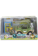 Mutant Busters Action Pack 2 figurines