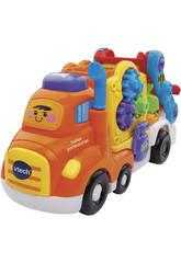 Tut tut Bolidi Camioncino trasporta auto