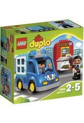 Lego Duplo Auto della Polizia 10809