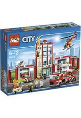 Lego City Caserma dei pompieri