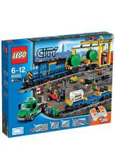 Lego City Tren de Mercancias 60052