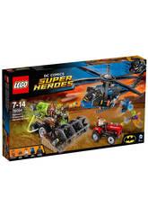 Lego SH Batman La récolte de peur de l'Épouvantail