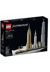 Lego Arquitetura New York City 21028