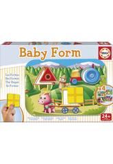 Juego de Mesa Baby Form Educa 15862