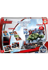 Super Pack The Avengers