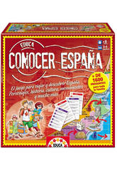 Juego de Mesa Conocer España Educa 14668