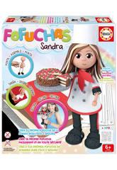 Educa - Fofucha Sandra Chef, Manualità per Le Ragazze
