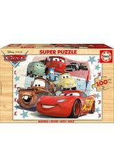 Puzzle 100 Cars Educa 16800
