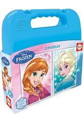 Puzzle 2x20 Frozen