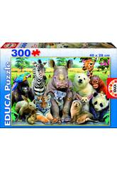 Puzzle 300 Photo de classe Educa 15908