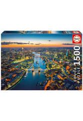 Puzzle 1500 Londres Das Alturas