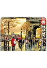 Puzzle 2000 Arc De Triomphe