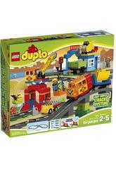 Grand Set de Train LEGO