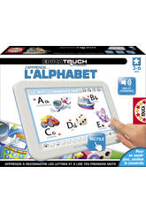 Educa Touch Junior: L'Alphabet Educa 15503
