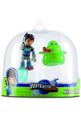 Figurines Miles Pack de 2