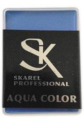 Maquillage à l'eau 12 gr. bleu