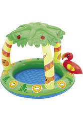Piscine Gonflable 99x91x71 cm. Jungle