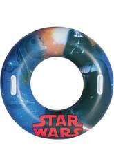 Flotador Con Asas Hinchable Star Wars 91 Cm. Bestway 91203