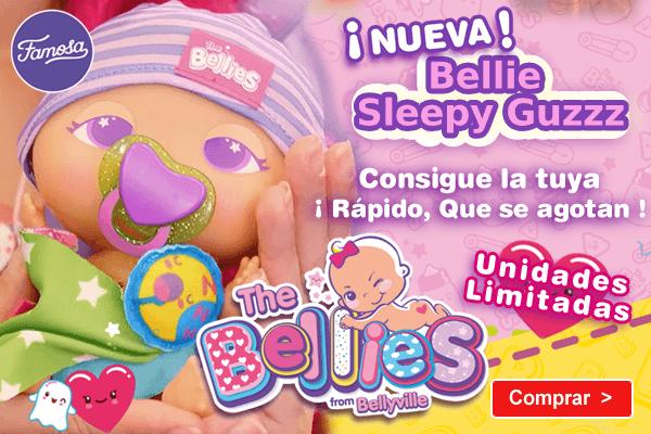 The Bellies: Sleepy Guzzz