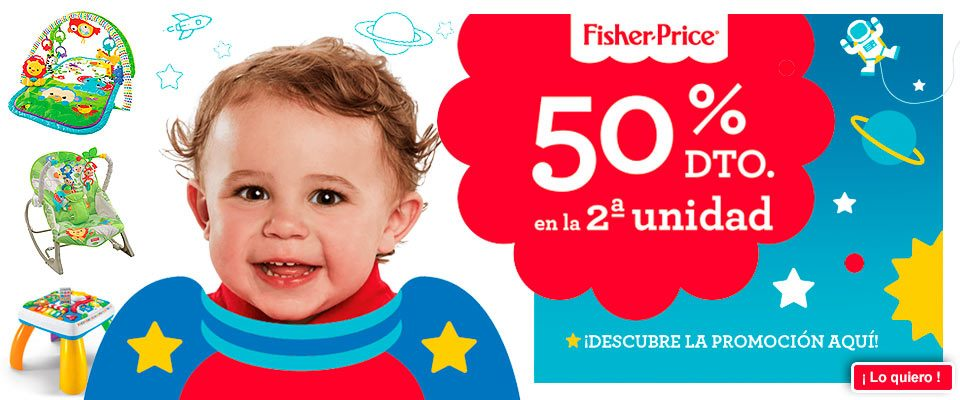 Oferta Fisher Price
