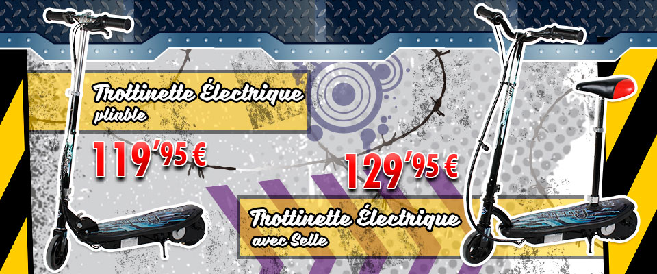 Trottinette Électrique